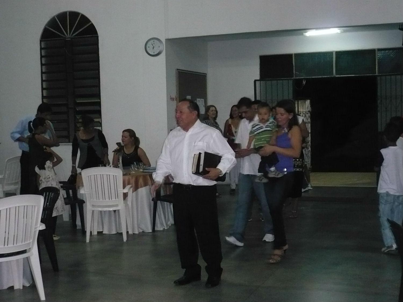 Em 2010, a igreja celebra os 62 anos do pastor Martin, último aniversário em Manaus antes do seu retorno a Maringá.
