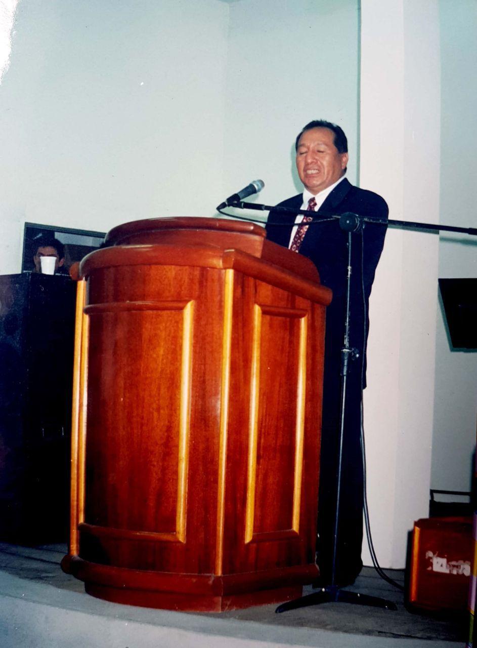 Em 2000, o pastor Martin visita Manaus, para ministrar a igreja. A Missão Cristã Elim tem se consolidado pelo Brasil durante o período de pastoreio do pastor Martin no Sul, formando discípulos.
