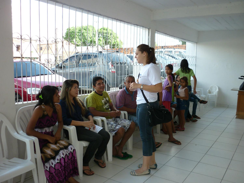 Em 2013, o bairro Monte das Oliveiras é impactado pela Primeira Ação Social da MCE, que conta com emissão de carteiras de trabalho, cortes de cabelo, atendimento médico e coleta de exames, tudo realizado gratuitamente.