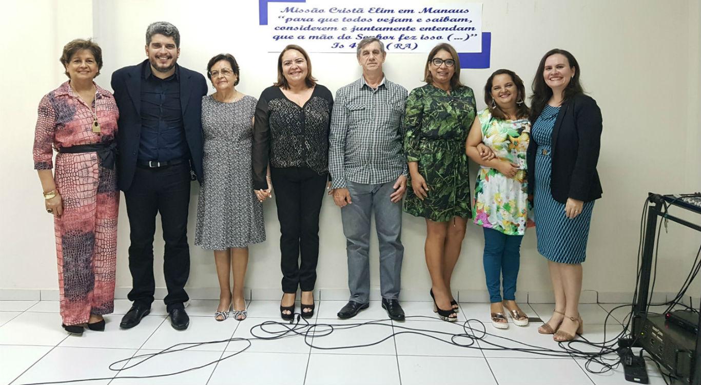 MCE em Manaus celebra quase três décadas com muita alegria e história | Missão Cristã Elim
