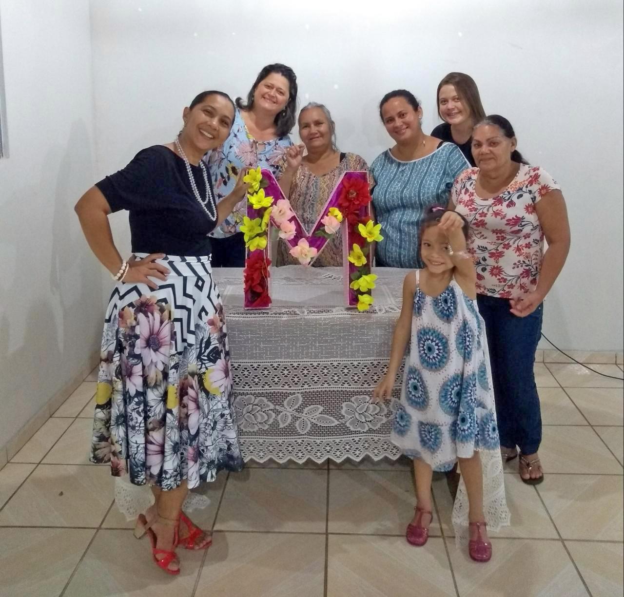 Reunião de Mulheres 1