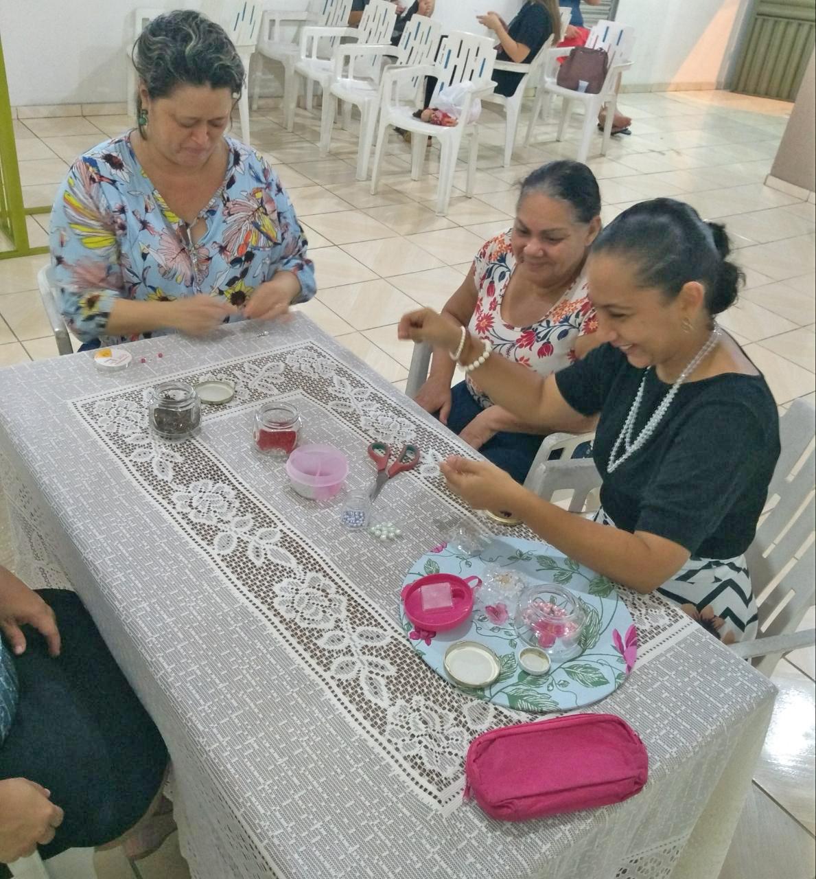 Reunião de Mulheres 2