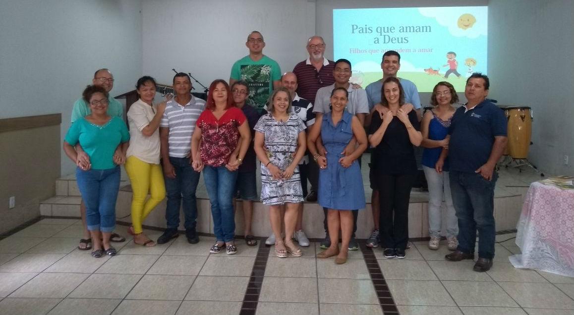 Pais e professores recebem treinamento nas igrejas do Pará | Missão Cristã Elim