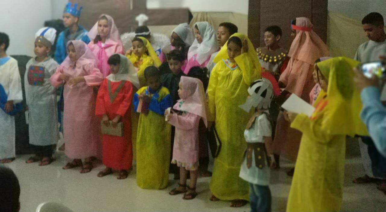 Ressuscitou: crianças e jovens encenam peça sobre a Páscoa na MCE Goiânia | Missão Cristã Elim