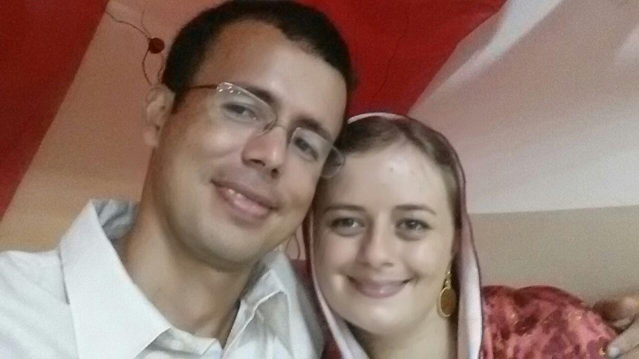 Pastores James e Soraia Alves da Silva, da MCE Itacoatiara, em Itacoatiara/AM