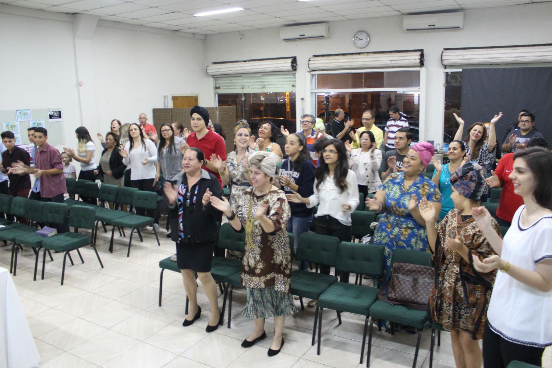 Mês de Missões - África - 22/07/2018