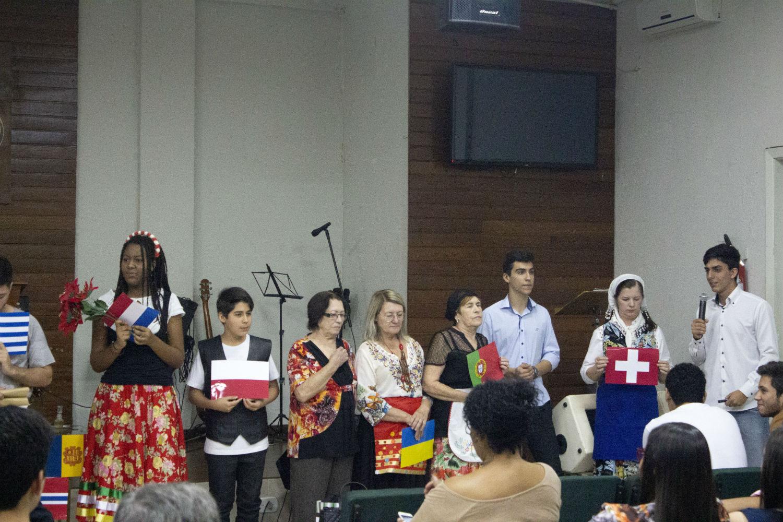 Mês de Missões - Europa - 15/07/2018