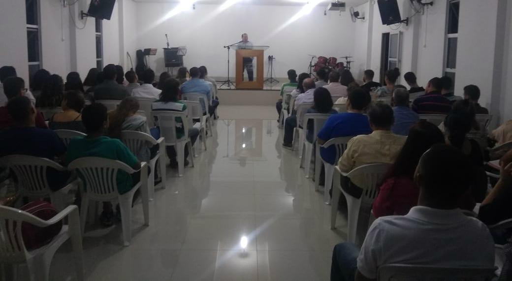 Igrejas de Goiás realizam Culto do Amigo | Missão Cristã Elim
